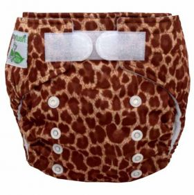Elite Mini Pocket Diaper Aplix Wildside