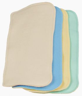 Tiny Tush Rectangular Diaper Doublers