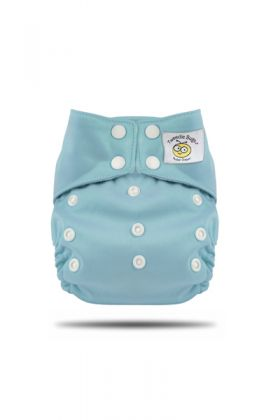 Tweedle Bugs One Size Pocket Diaper Tweedle Bugs One Size Pocket Diaper Light Blue