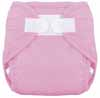 Tiny Tush Pretty Pink Aplix Sized Diaper Cover