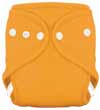 Tiny Tush Orange Snap Sized Diaper Cover