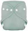 Tiny Tush Sage Snap Sized Diaper Cover