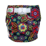 Tiny Tush Elite 2.0 One Size Pocket Diaper Aplix Autumn