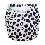 Tiny Tush Elite 2.0 One Size Pocket Diaper Aplix Spot