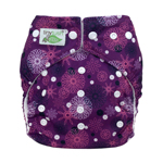 Tiny Tush Elite 2.0 One Size Pocket Diaper Snap Dazzle