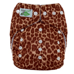 Tiny Tush Elite 2.0 One Size Pocket Diaper Snap Wildside