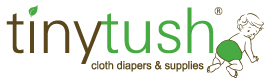 Tiny Tush Cloth Diapers And Diapering Supplies