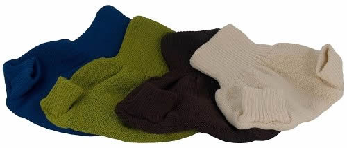 Organic Wool Soakers
