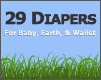 29 Diapers Cloth Diapering Blog