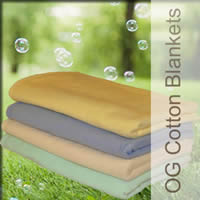 Organic Cotton Baby Blankets Products