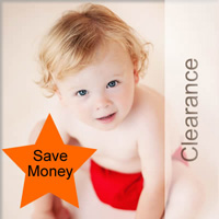 Shop cloth diaper sales on clearance items at Tiny Tush