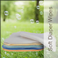 Soft Diaper Wipes For Your Cloth Diapering Needs