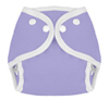 Grape Snap Tweedle Bugs Sized Diaper Cover