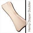 Tiny Tush Hemp Contour Diaper Doublers