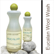 "Eucalan Wool Wash - A concentrated unique ""No-Rinse"" environmentally friendly formula. Eucalan contains lanolin that helps restore the natural lanolin that is lost during laundering."